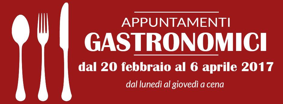 Appuntamenti Gastronomici 2017, undicesima edizione