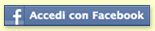 Accedi col tuo account Facebook